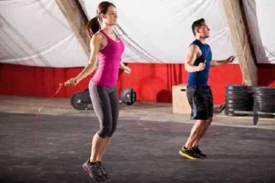 Как прыгать на скакалке чтобы похудеть