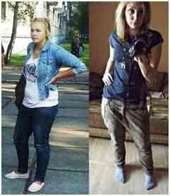 Диета Маргариты Королевой фото до и после
