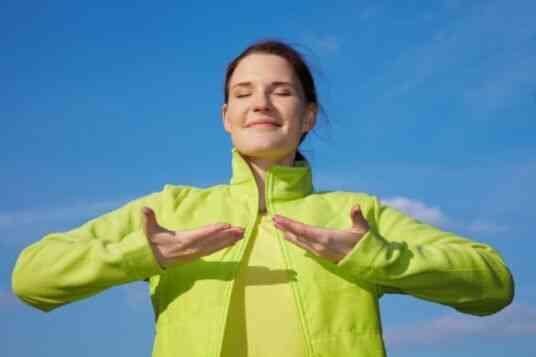 Дыхательная гимнастика для похудения, упражнения