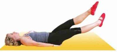 Упражнение дыхательной гимнастики Бодифлекс