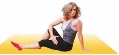 Крендель из гимнастики Марии Корпан