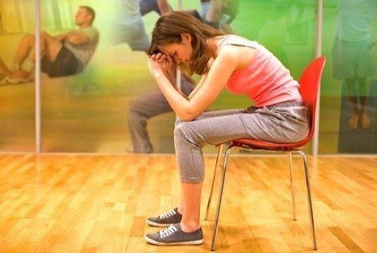 Упражнение китайской гимнастики для похудения лягушка