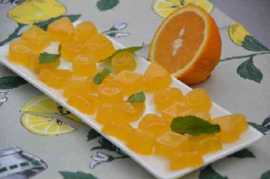 Мармелад ПП из апельсина
