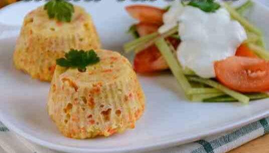 Суфле из рыбы на пару диетический рецепт