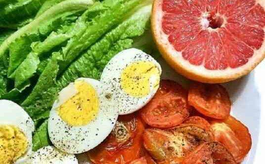 Яичная диета на 7 дней меню