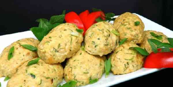 Рецепт с кабачком и сельдереем