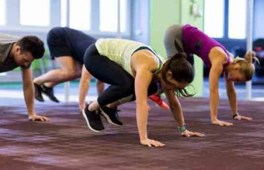Тренировка Табата для похудения дома
