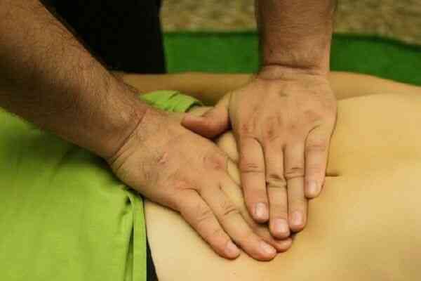Надавливание в массаже от целлюлита