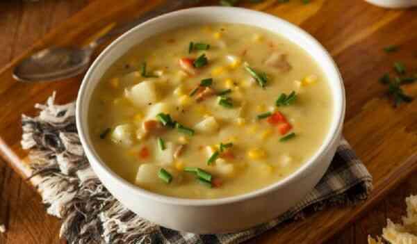 Мексиканский суп с сыром диетический рецепт