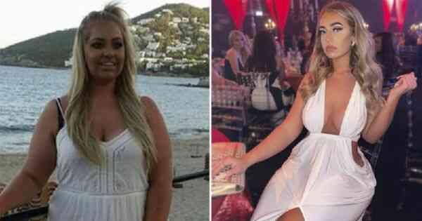 Стимул похудеть в 2 раза платье