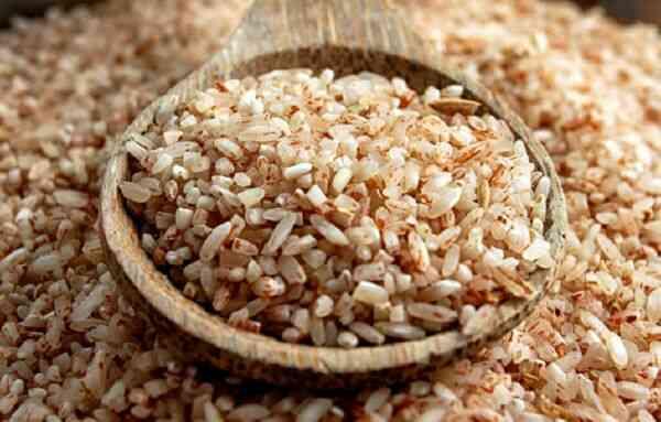 Бурый рис продукт для энергии