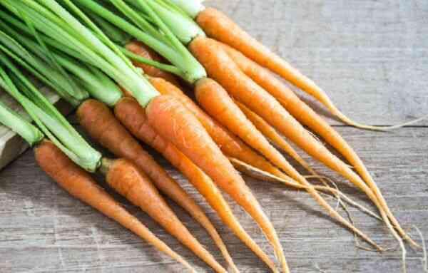 Морковь для энергии при похудении