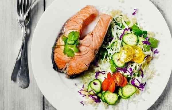 Рыба для энергии при похудении