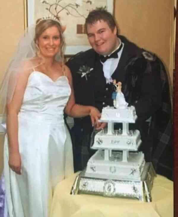 Свадьба Саманты и Кэмпбелла