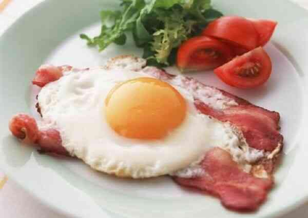 Переход на правильное питание с белковым завтраком