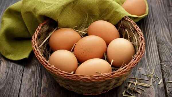 Яйца - продукт для энергии при похудении