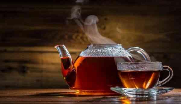 Вред горячего чая
