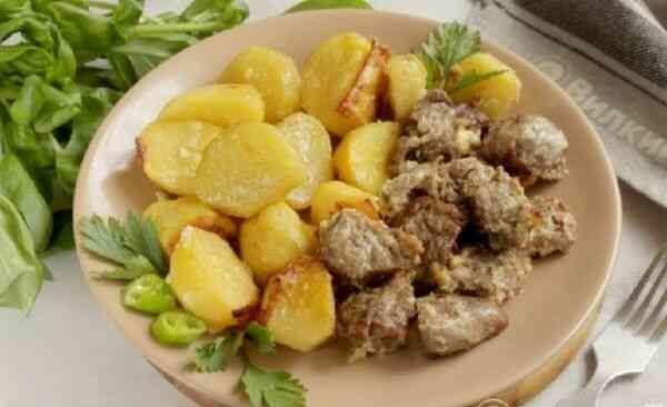 Несочетаемые продукты картошка и мясо