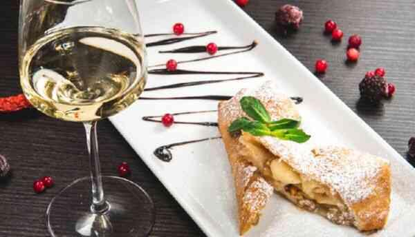 Несовместимые продукты при похудении вино и сладости