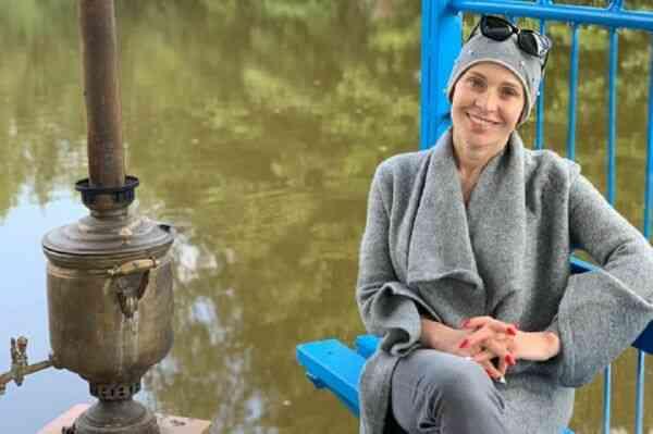 Диета Алисы Мон дополняется ходьбой и отдыхом на свежем воздухе