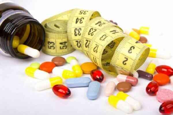 Таблетки для похудения обзор средств