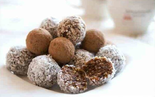 диетические десерты без муки и сахара в виде конфет