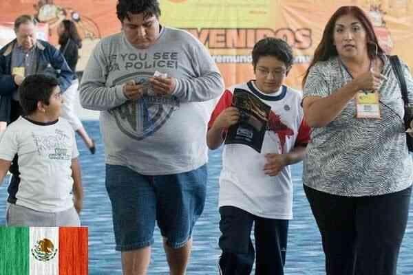 Мексиканцы толстеют